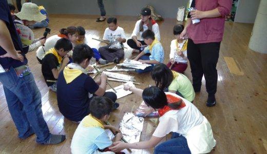 子供キャンプのスタッフを始めて5年目の僕が思う子供との接し方