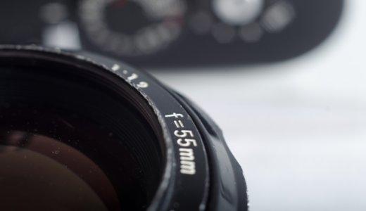 【厳選】各カメラメーカーの安くてF値が低い単焦点レンズを紹介