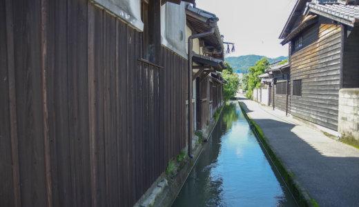 【福岡散策】今でも残っている古い町並みがあるオススメの地域